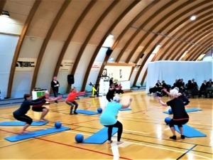Styrke Pilates